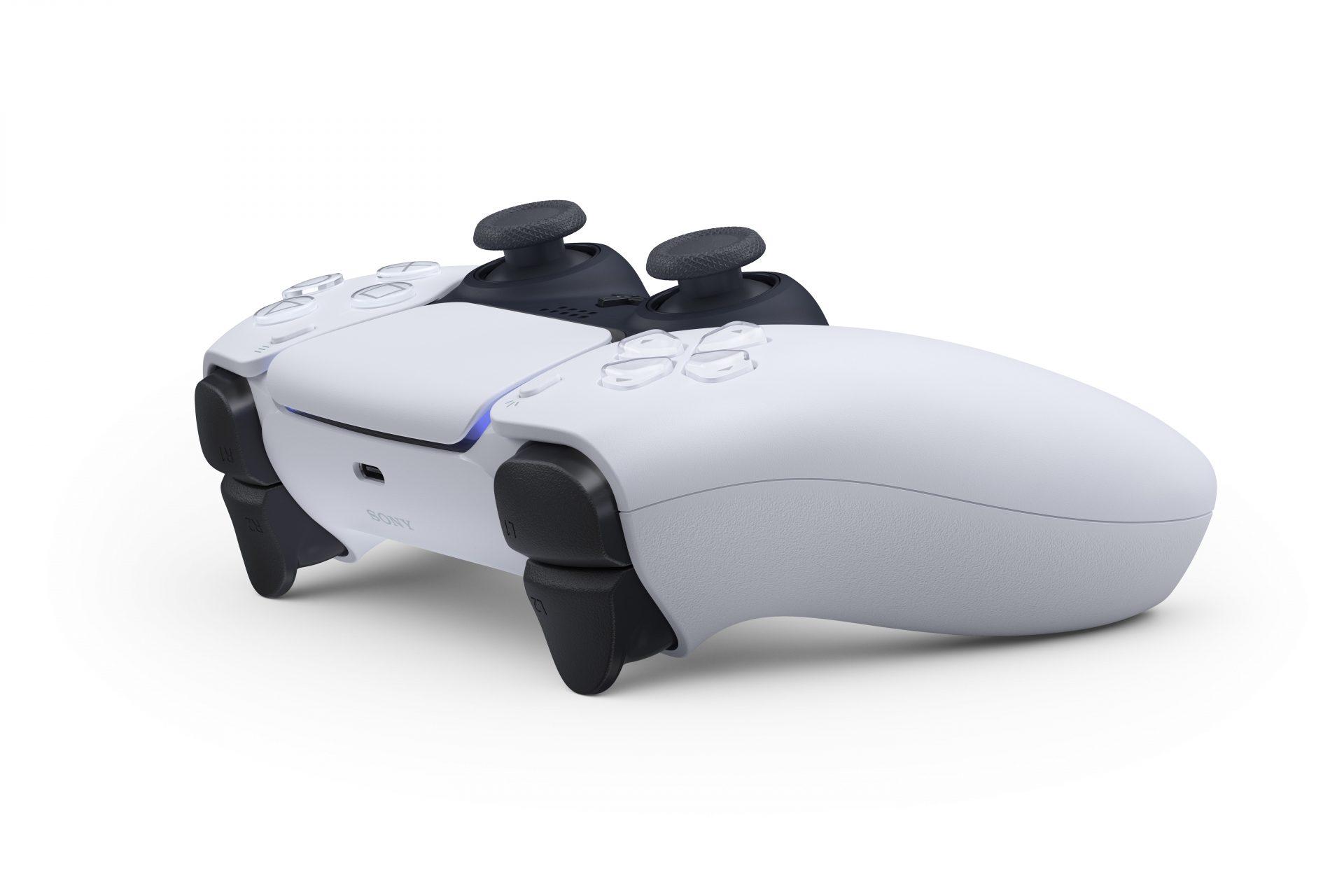 Primer vistazo a DualSense, el control para PlayStation 5