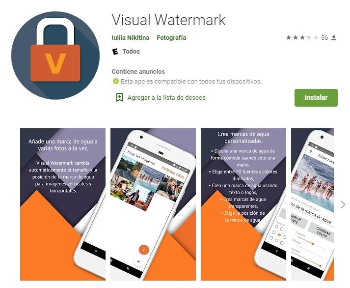Visual Watermark review culturageek.com.ar