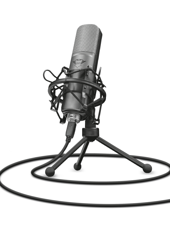 Trust Gaming micrófonos GXT 242 Lance www.culturageek.com.ar