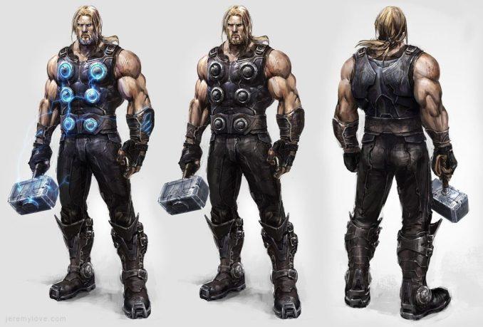 Avengers THQ www.culturageek.com.ar