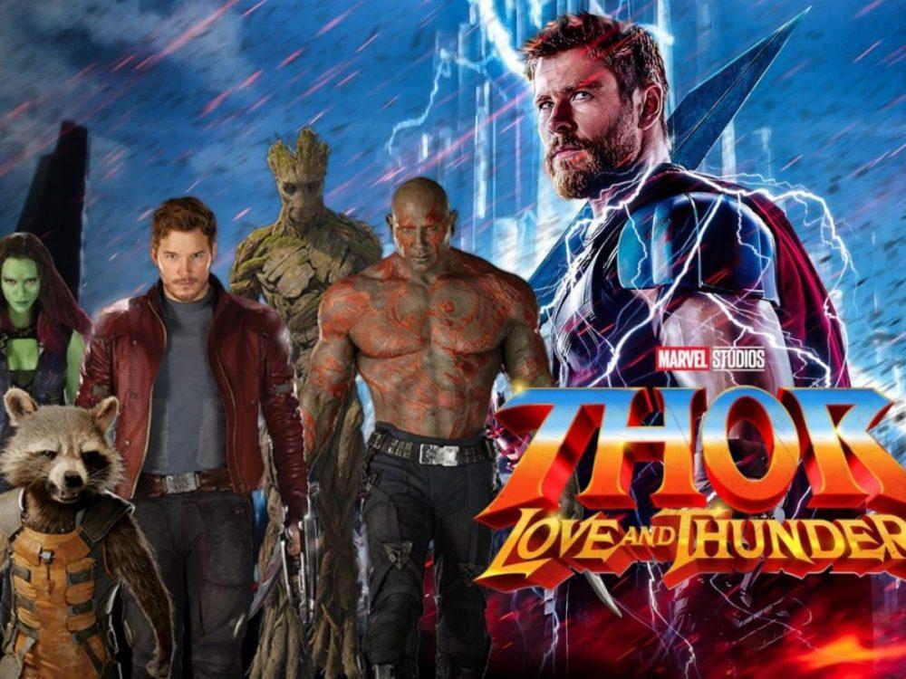 Star Wars - Guardianes de la Galaxia - Thor