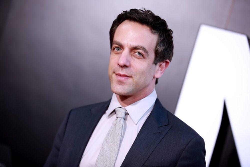 B.J. Novak HBO Max