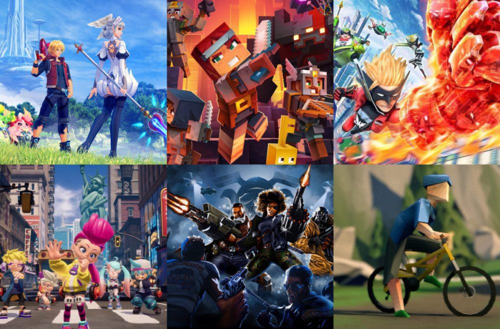 lanzamientos videojuegos mayo 2020 www.culturageek.com.ar
