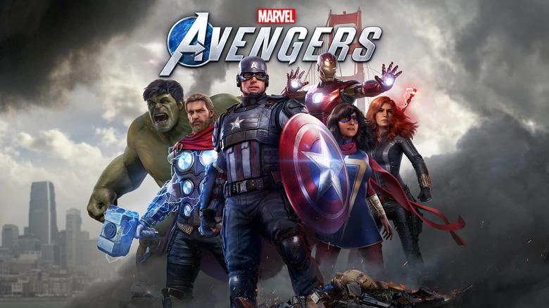 Marvel The Avengers Stream