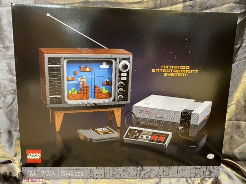 Lego y Nintendo