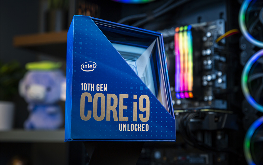 Intel i9 www.culturageek.com.ar