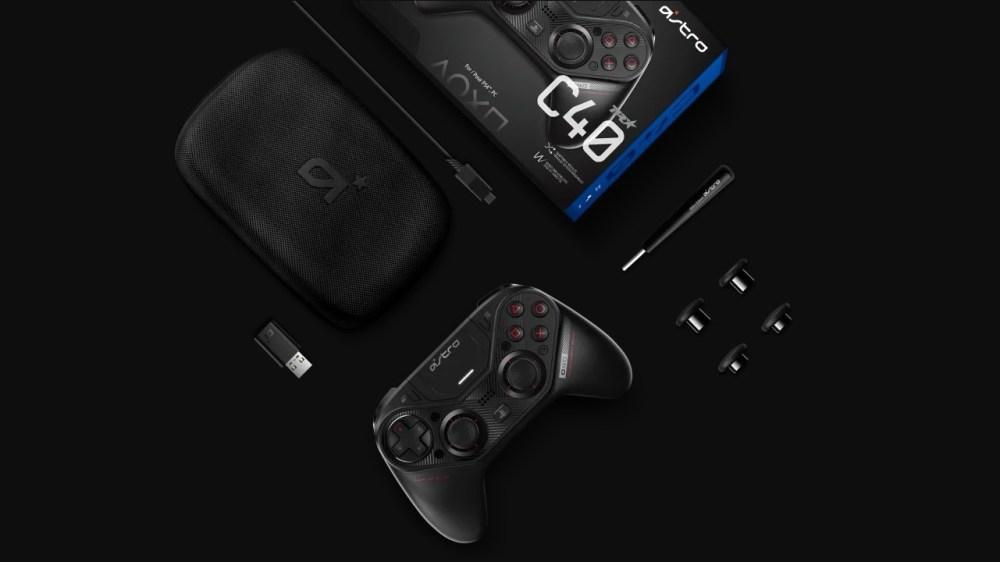 ASTRO C40 TR detalle del paquete www.culturageek.com.ar
