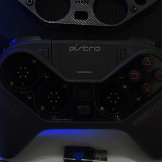 Astro C40 TR frente desmontado www.culturageek.com.ar