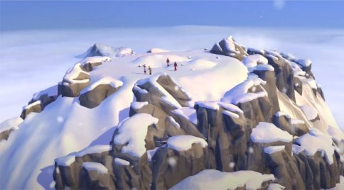 sims 4: escape nevado