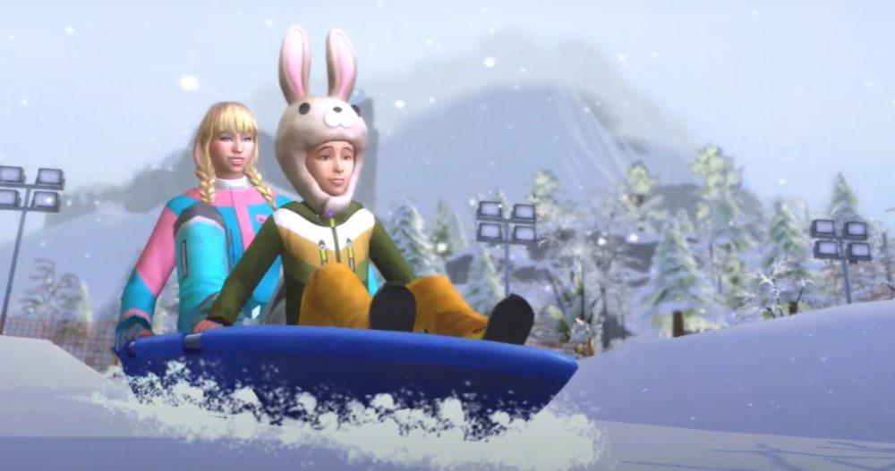 Sims 4: Escapada en la Nieve: ¡Analizamos parte por parte el tráiler de la  nueva expansión! - Cultura Geek