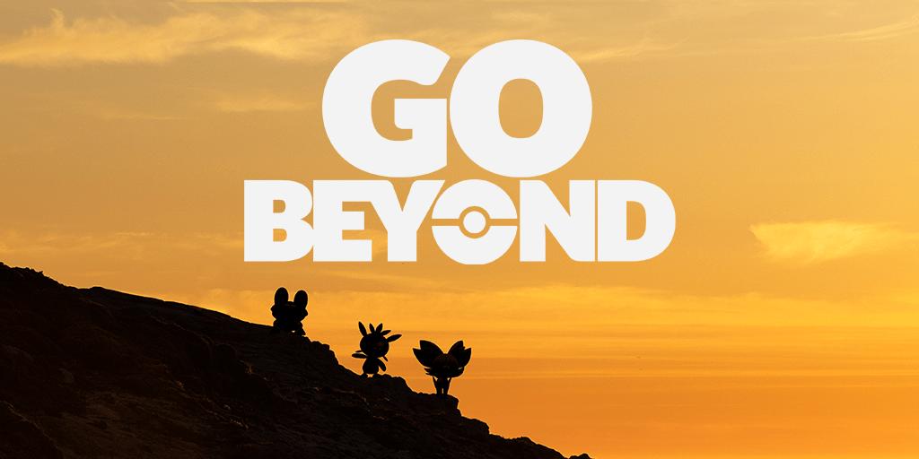 Pokémon Go Go Beyond