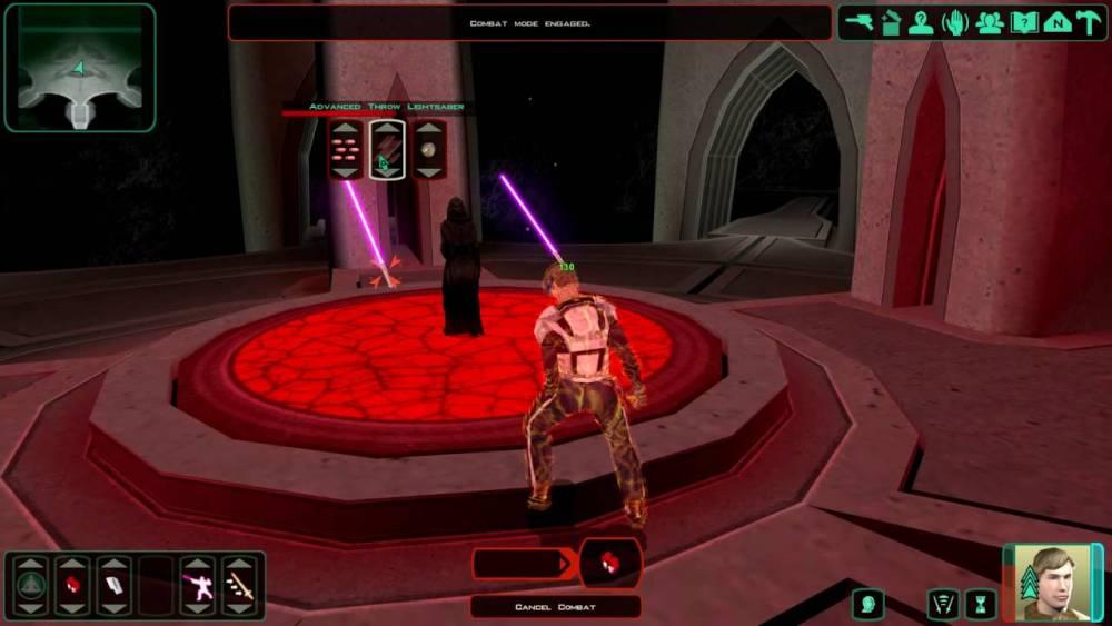 Star Wars KOTOR II: el RPG llegará a smartphones antes de navidad