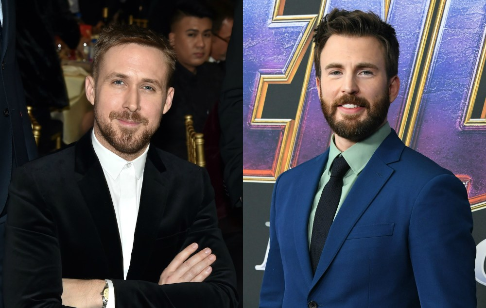 Gosling Evans Netflix