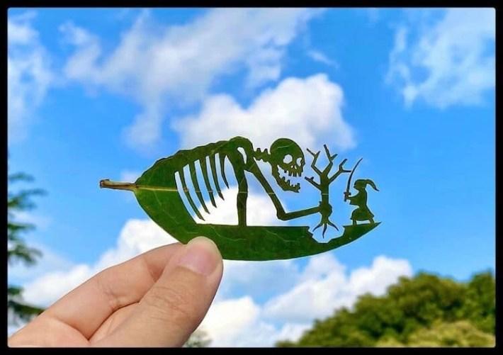 lito leafart hojas miniatura 23
