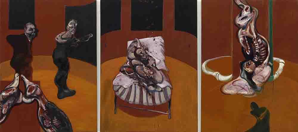 Francis Bacon Guggenheim Bilbao 3