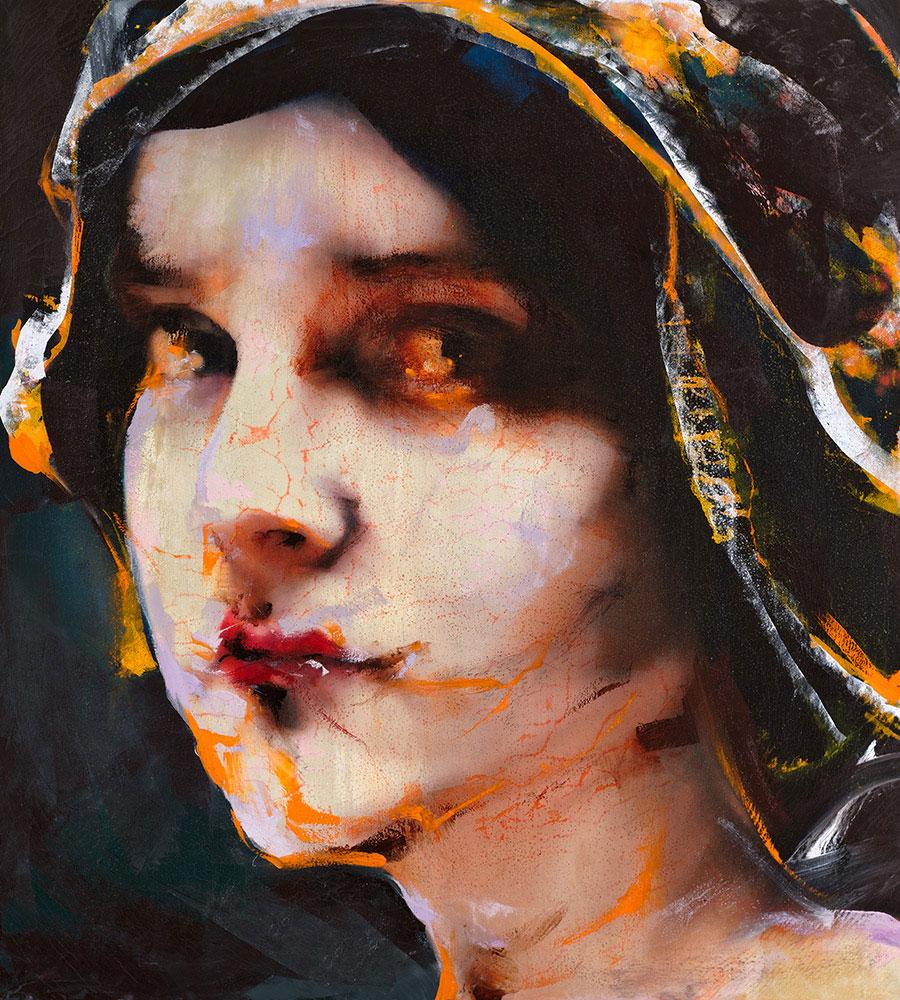 Lita Cabellut la pintora mas cotizada 2