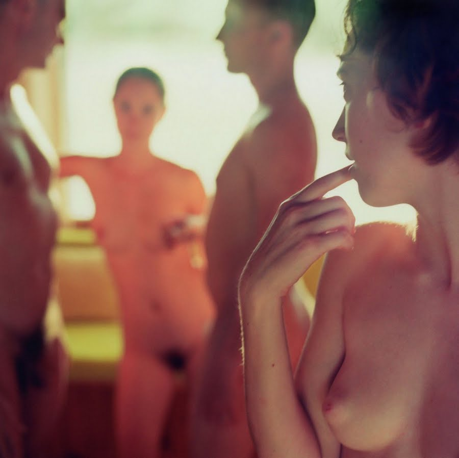 Mona Kuhn fotografrias eroticas sensuales desenfocadas borrosas 24