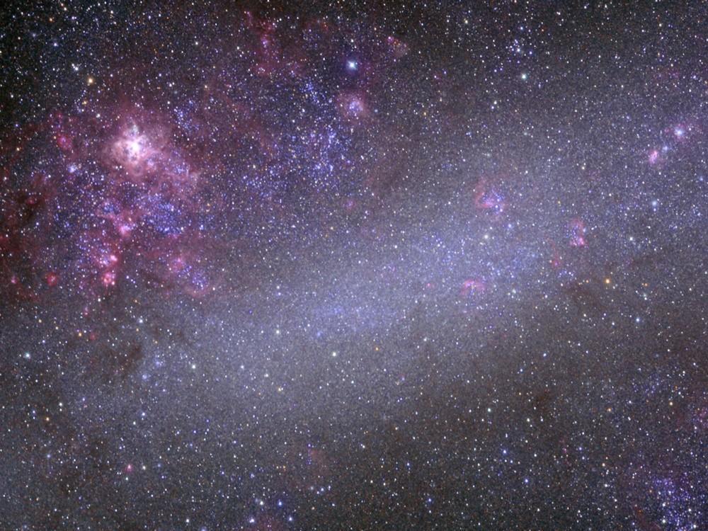 galaxia magallanes NASA 4