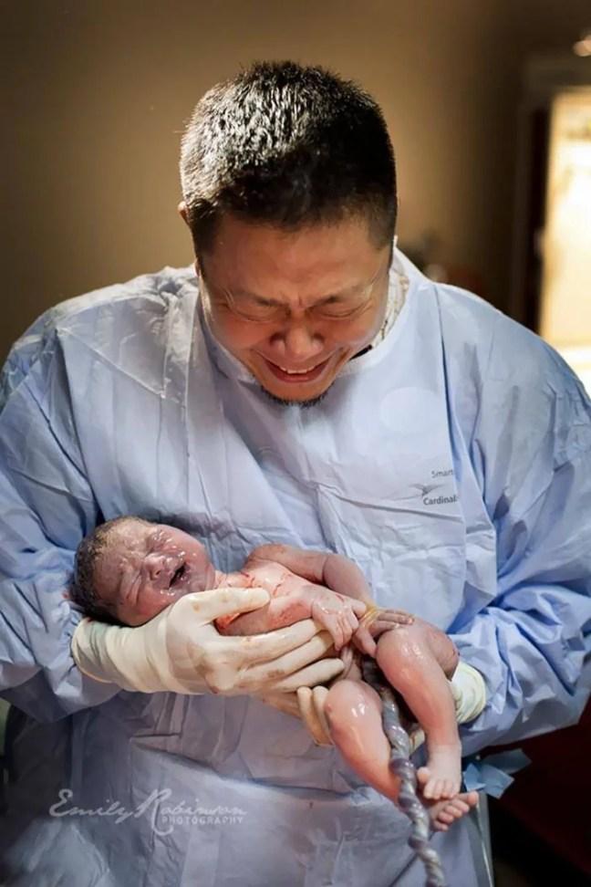 padres partos nacimiento 8