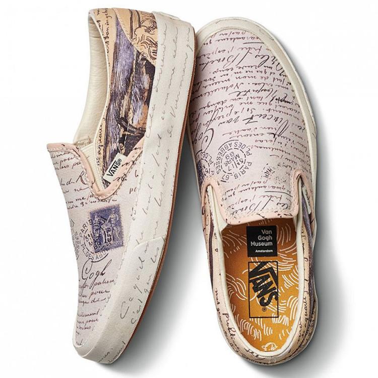 Vans Van Gogh 10 colección limitada