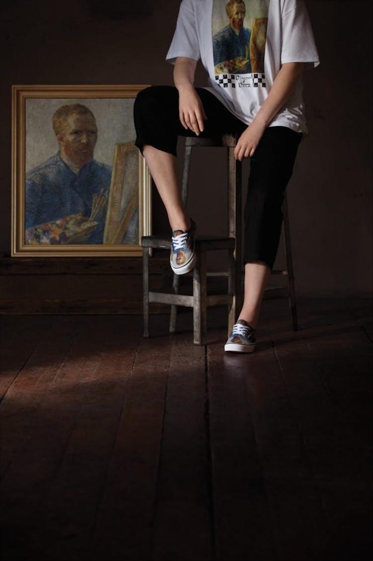 Vans Van Gogh 7 colección limitada