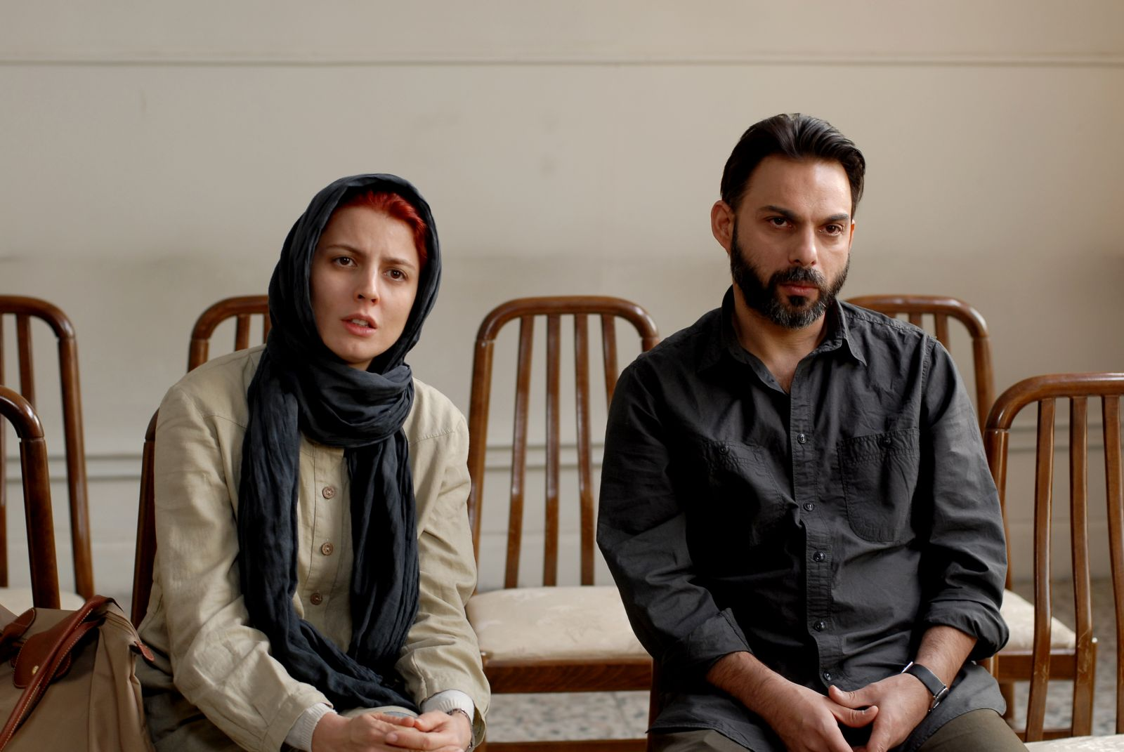 Opening scene of A Separation