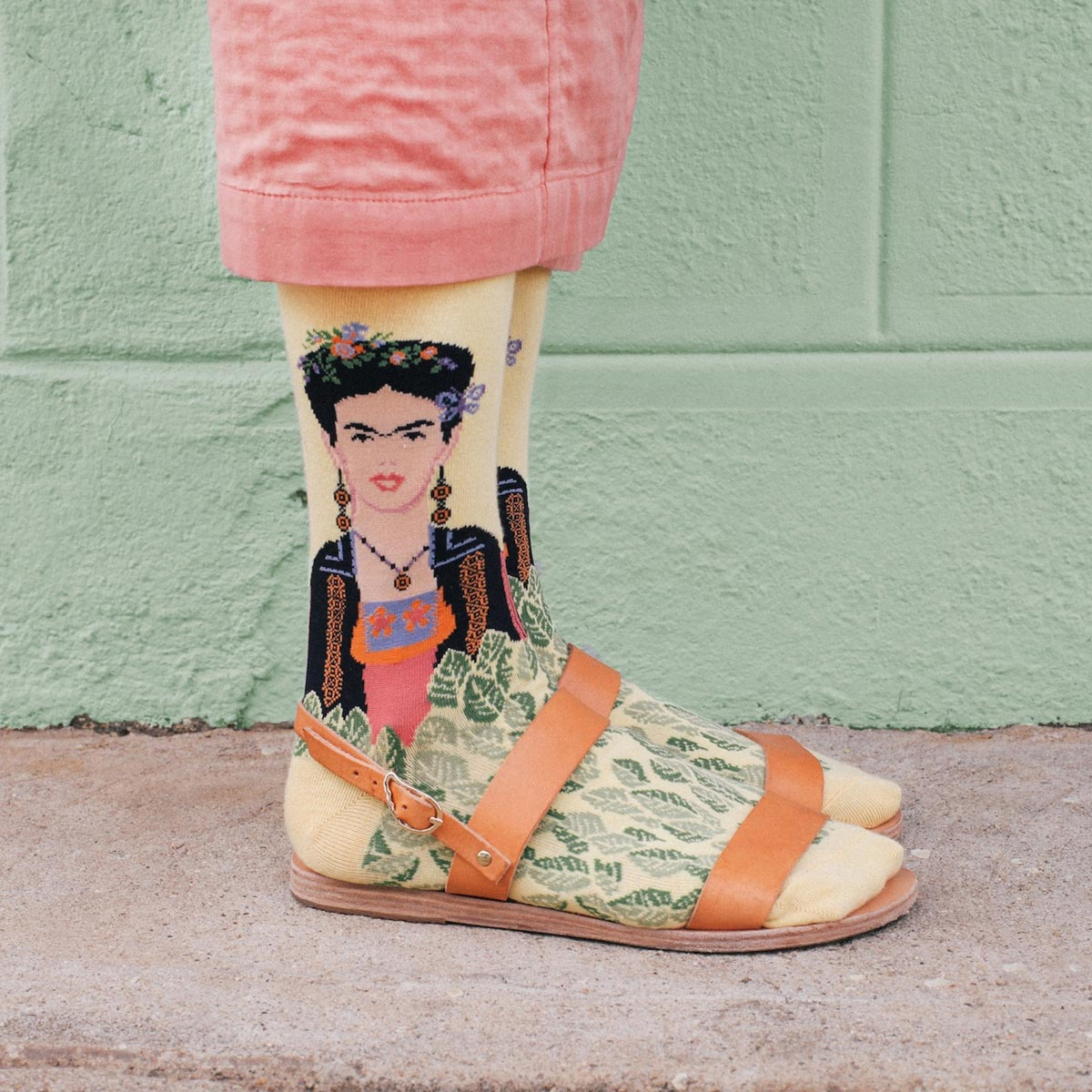 art socks Frida