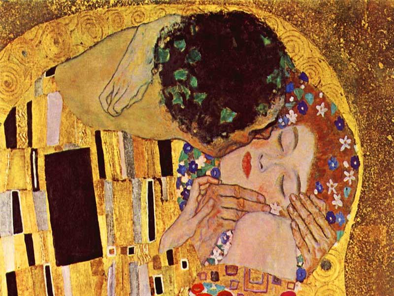 Gustav-Klimt-The-Kiss-