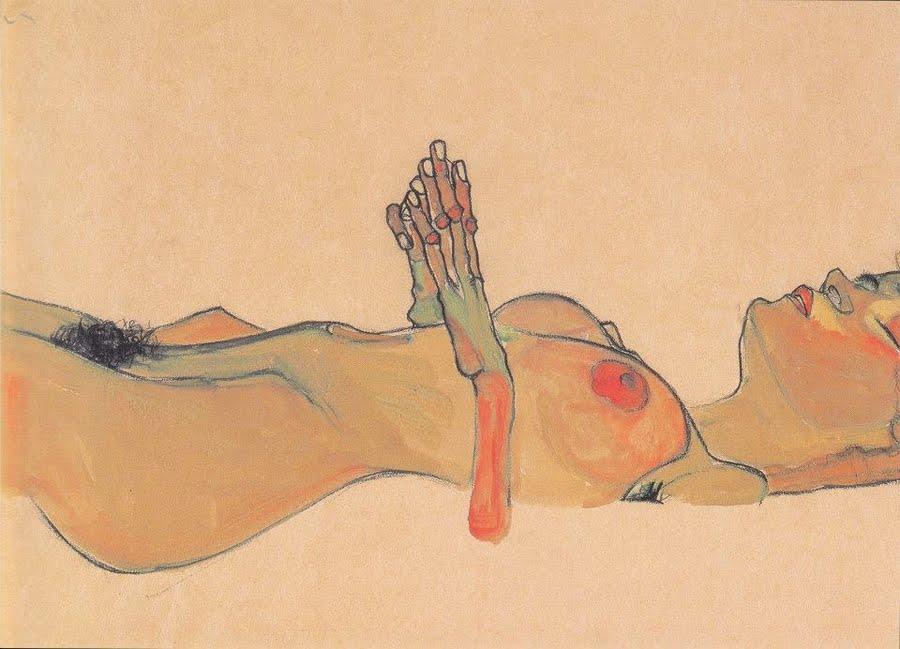 Egon Schiele erotica erotic art 3