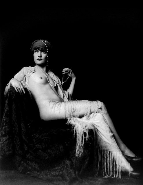 Alfred Cheney Johnston Ziegfeld Follies vintage