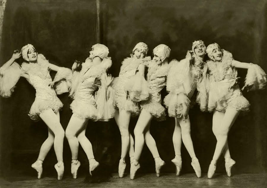 Alfred Cheney Johnston Ziegfeld Follies vintage20