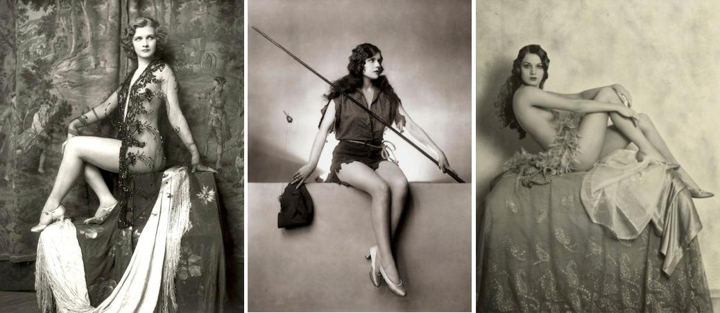 Alfred Cheney Johnston Ziegfeld Follies vintage29