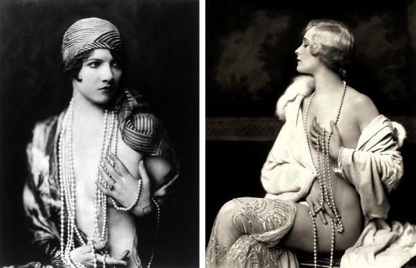 Alfred Cheney Johnston Ziegfeld Follies vintage40