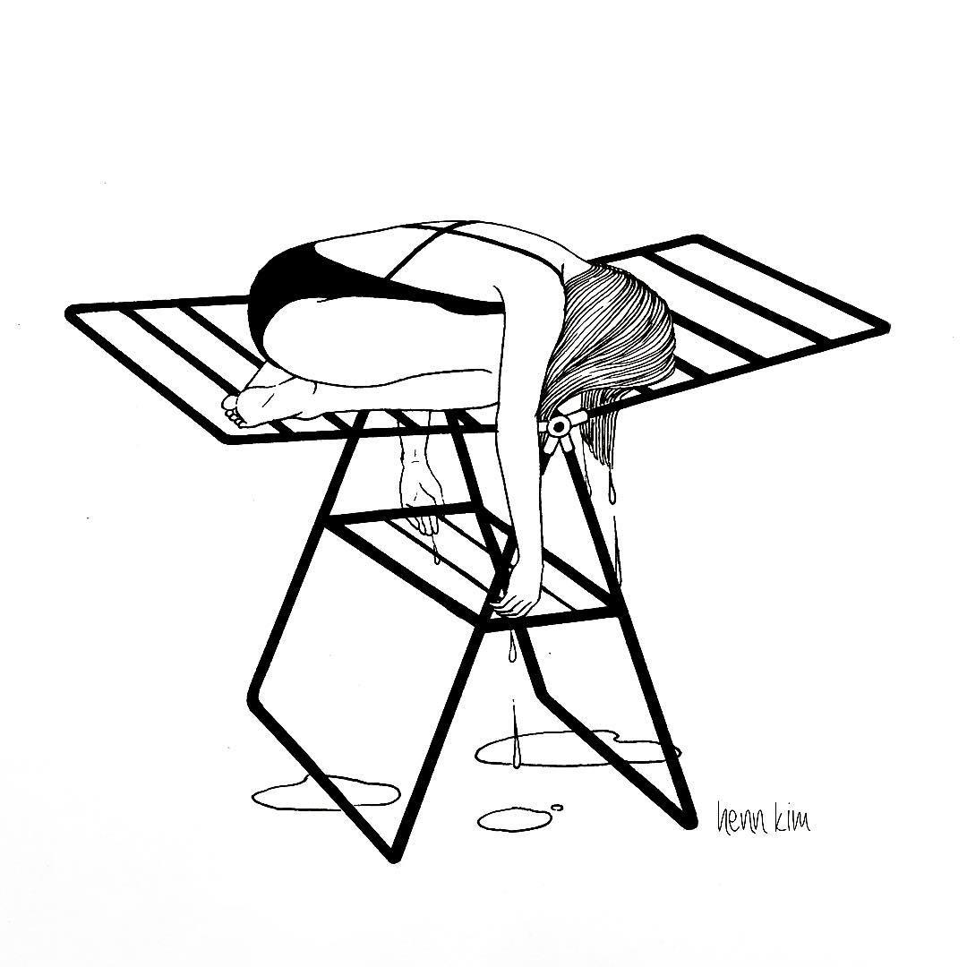 Henn Kim illustration 14