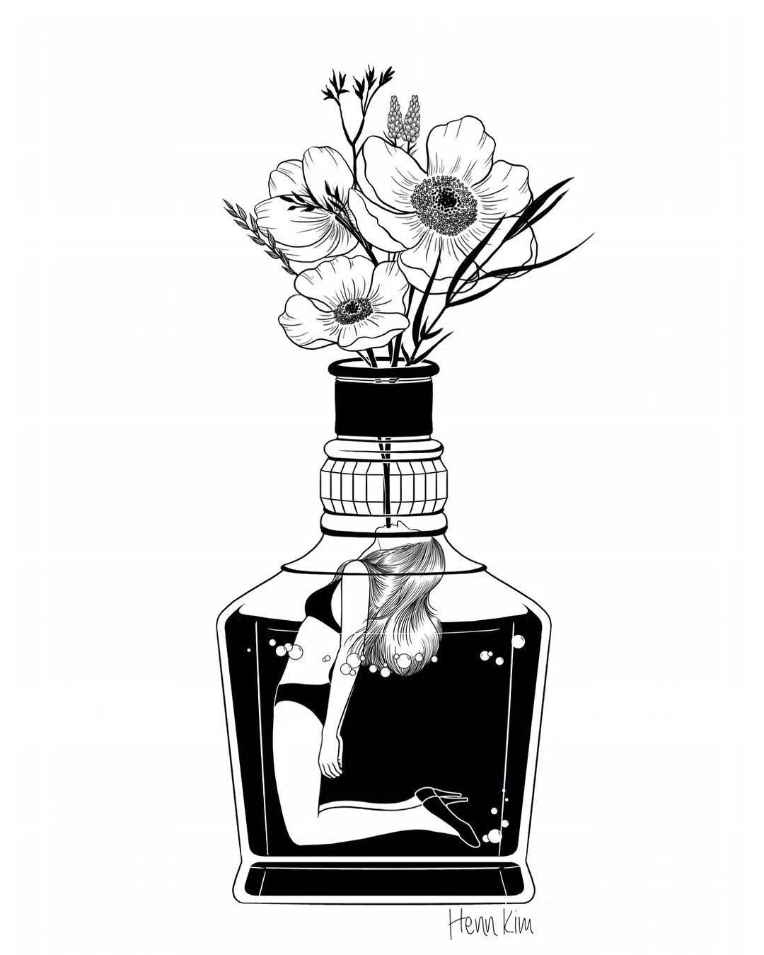 Henn Kim illustration 3