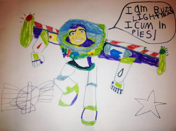 dibujos infantiles divertidos inapropiados 22