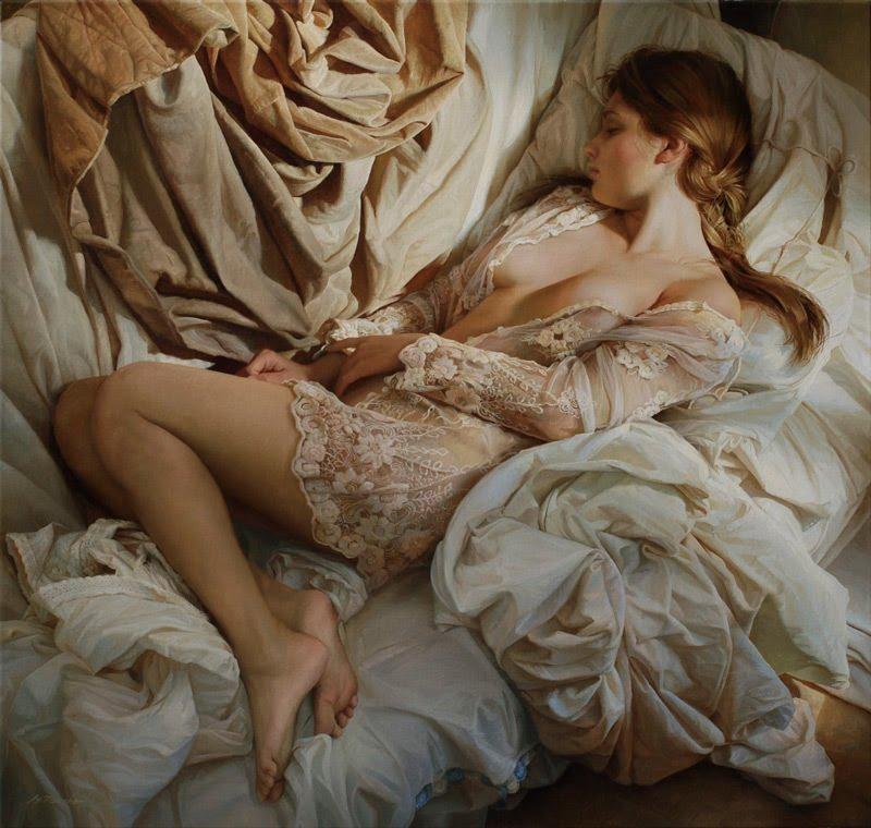 Serge Marshennikov sensual provocative art 12