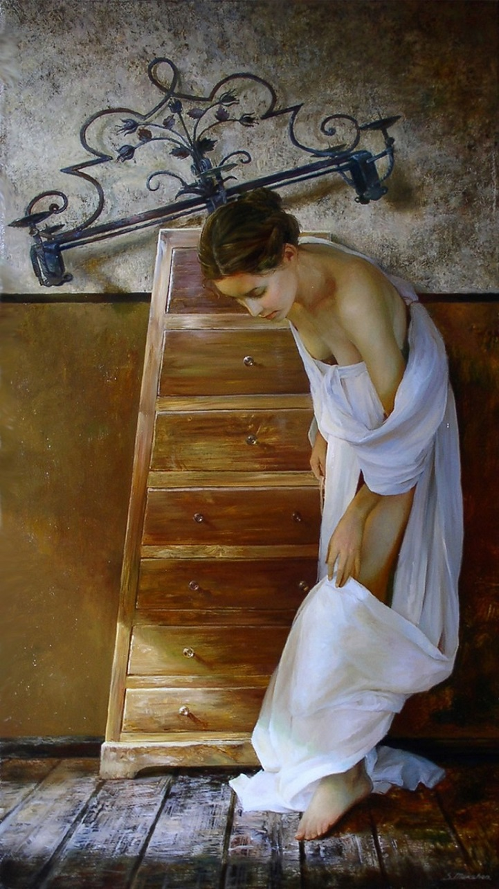 Serge Marshennikov sensual provocative art 18