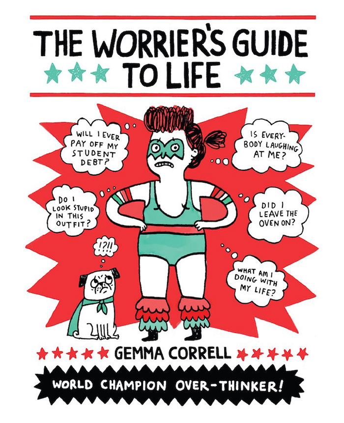 Gemma Correll depression anxiety9