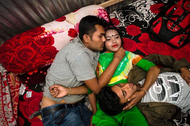 Sandra Hoyn burdel Bangladesh 2