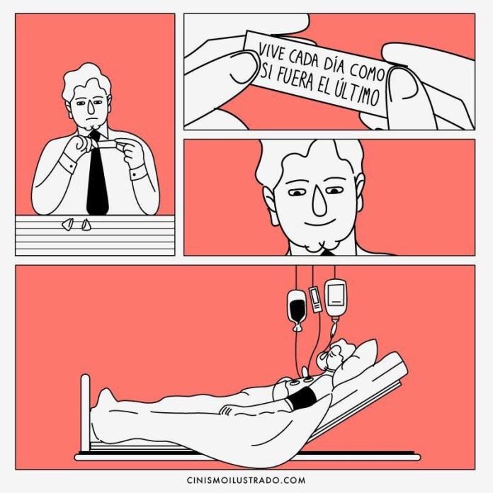 Eduardo Salles ilustracion humor Cultura Inquieta