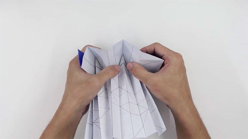 Origami Darth Vader Tadashi Mori4