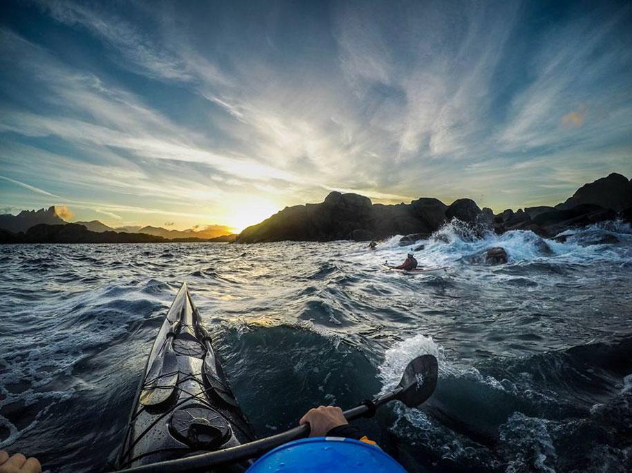 Tomasz Furmanek Fjord fiordo kayak12