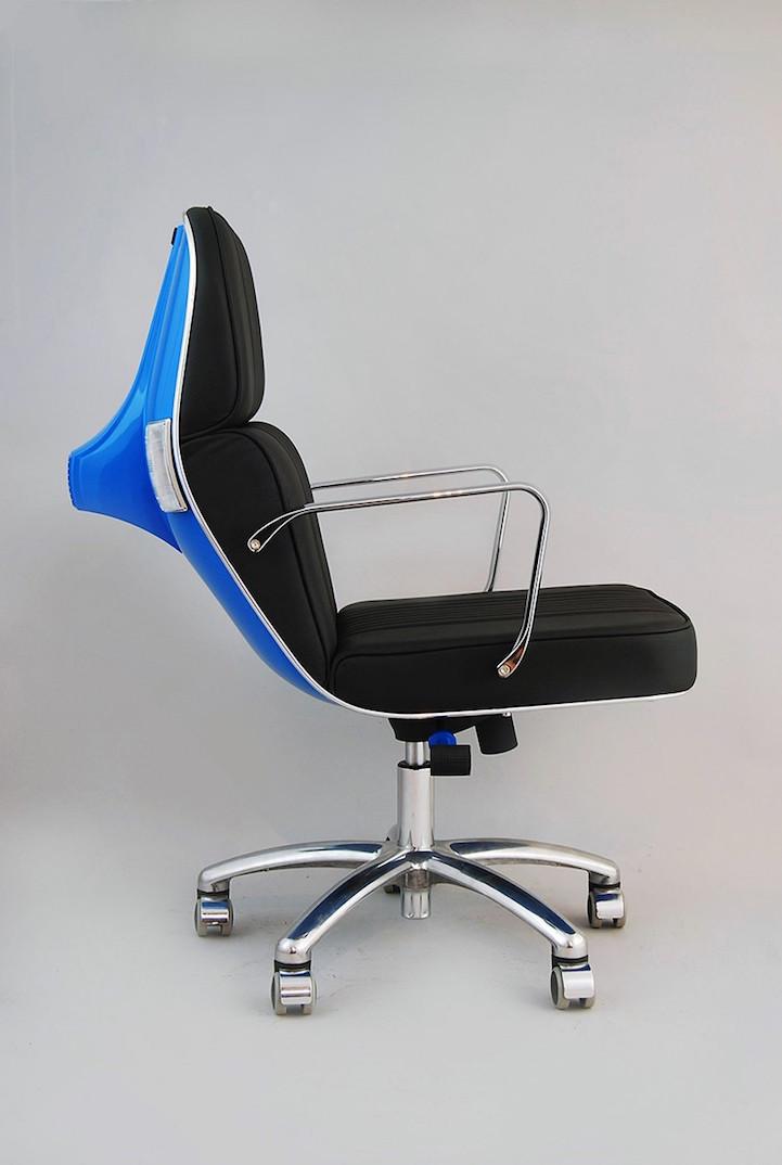 Bel Bel Vintage Vespa design chair 3