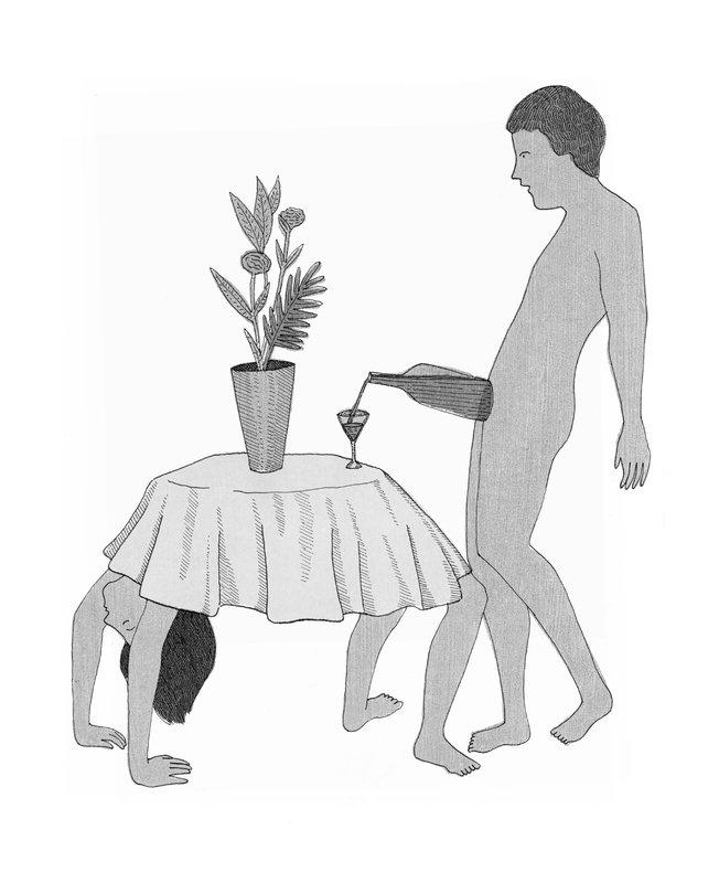 Marion Fayolle poema visual satira Cultura Inquieta 22