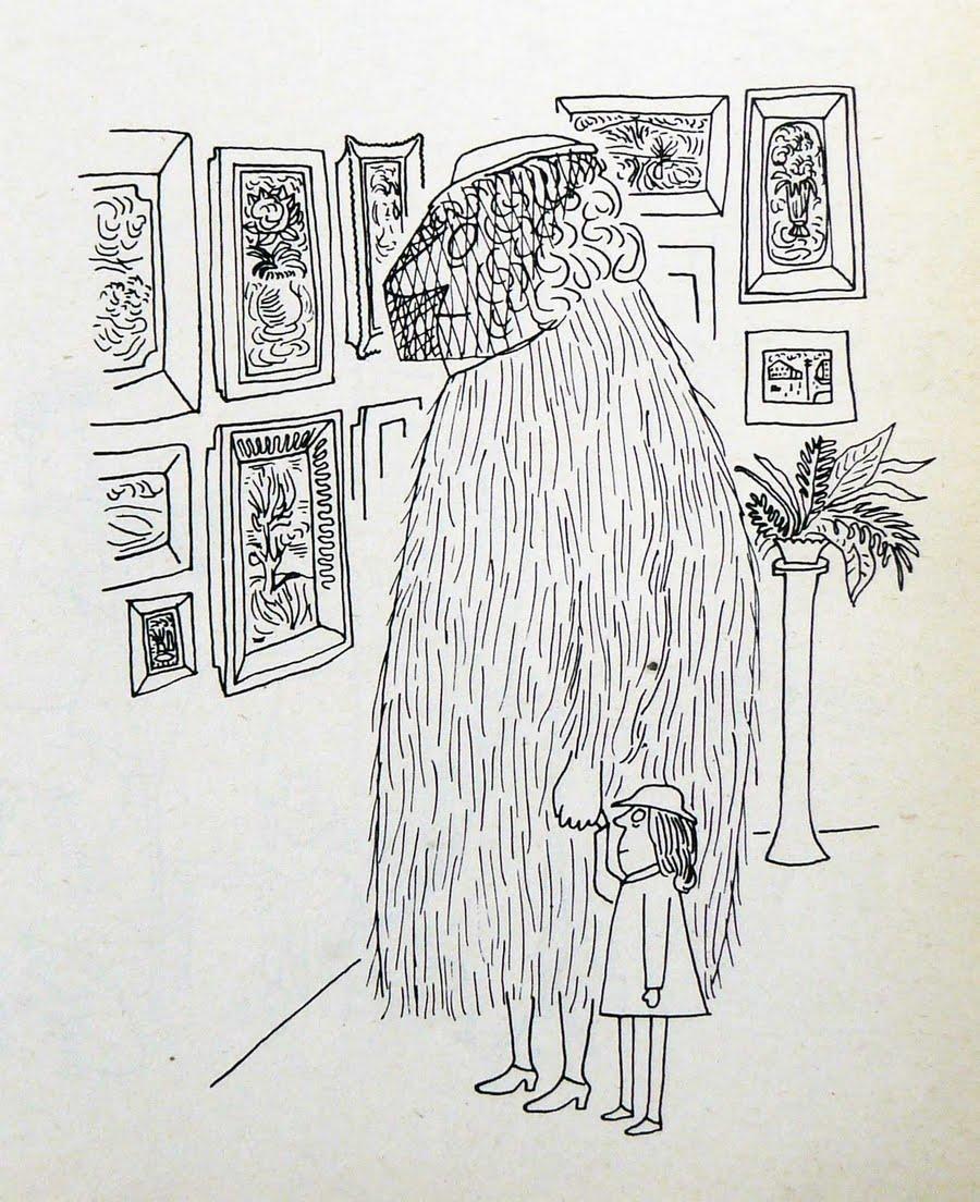 Saul Steinberg 4