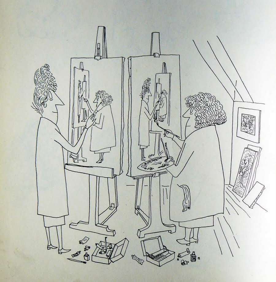 Saul Steinberg 7