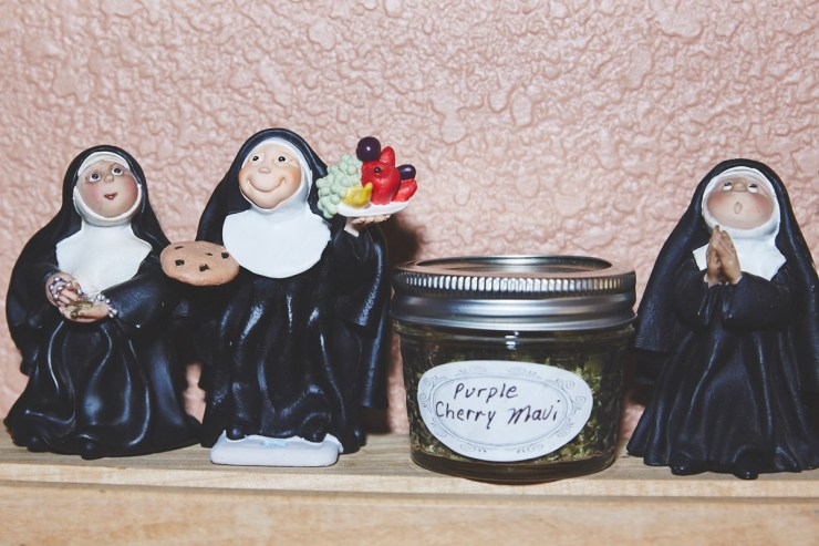 Sisters of the Valley Hermanas del Valle marihuana weed 6