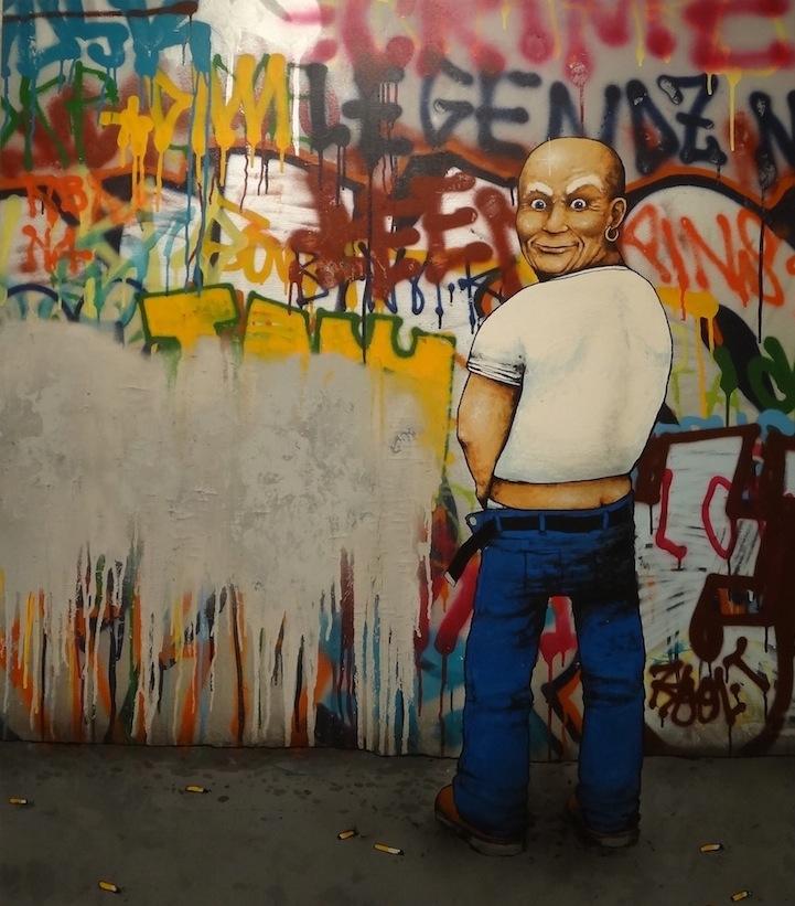 Dran arte urbano francia 5