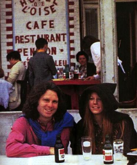 Jim Morrison last photographs ultimas fotos Cultura Inquieta2